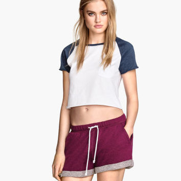 H&M Cropped Top $9.95