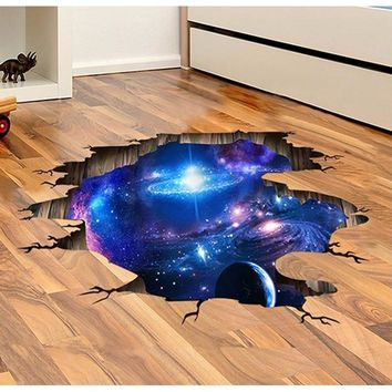 Space 3D Decals