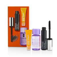 Clinique Chubby Lash Fattening Mascara Set (1x Mascara, 1x Eye Cream, 1x Makeup Remover) Make Up
