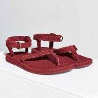 Teva Original Suede Braid Sandal