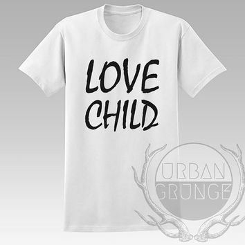 Love child Unisex Tshirt - Graphic tshirt