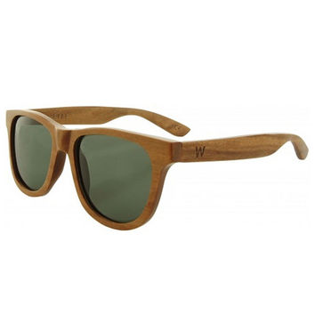 Women's Elle Sandalwood Sunglasses - Brown