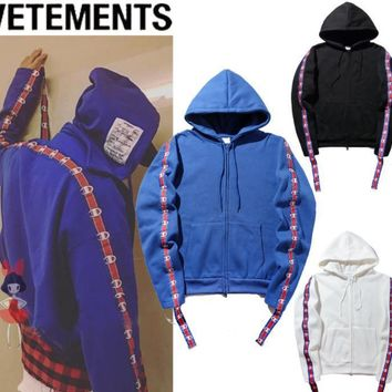 Champion Men and women lovers clothing sweater plus cashmere jacket