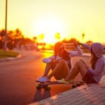 skater girls tumblr in the winter - Google Search