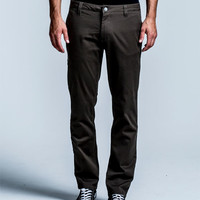 Rsq New York Mens Slim Straight Chino Pants Olive  In Sizes