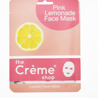 Pink Lemonade Face Mask