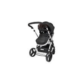 Elle Baby Journey Convertible Stroller - Black