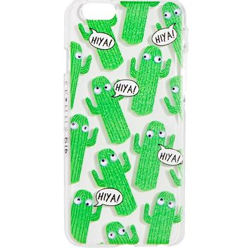 Skinnydip Cactus IPhone Case