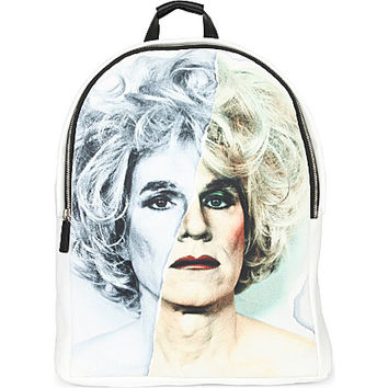 PORTS 1961 - Andy Warhol printed backpack | Selfridges.com