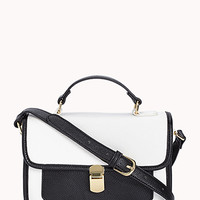 City Chic Colorblocked Crossbody