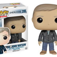 POP! TV: Sherlock John Watson for Collectibles | GameStop