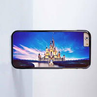 Disney Castle Plastic Case Cover for Apple iPhone 6 6 Plus 4 4s 5 5s 5c