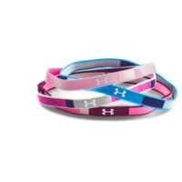 Under Armour Girls' UA Color Blocked Mini Headbands