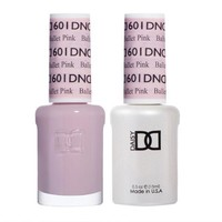 DND - Gel & Lacquer - Ballet Pink - #601