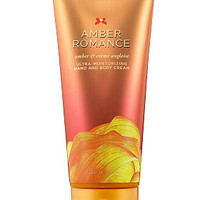 Amber Romance Ultra-moisturizing Hand and Body Cream - VS Fantasies - Victoria's Secret