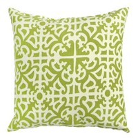Greendale Home Fashions Indoor/Outdoor Accent Pillows, Grass, Set of 2