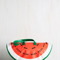 Feelin' Like a Melon Bucks Cooler Bag | Mod Retro Vintage Decor Accessories | ModCloth.com