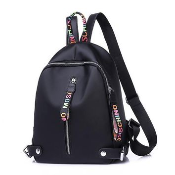 Women Large Capacity Backpack High Quality School Bags For Teenagers