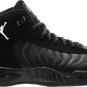 AIR JORDAN JUMPMAN PRO GRADE SCHOOL LIFESTYLE SHOE (GREY/BLACK/WHITE)