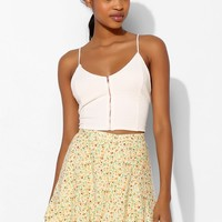 Pins And Needles Double-Layer Print Mini Skirt - Urban Outfitters