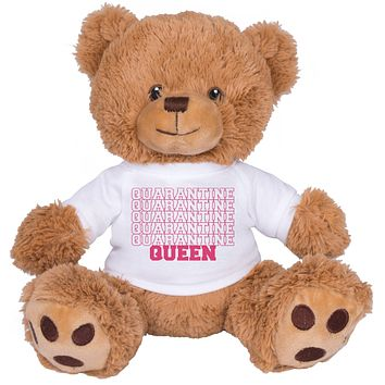 Quarantine Queen Brown Bear