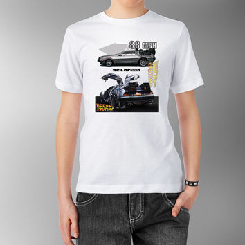 Delorean for sale,back to the future car,back to the future delorean,delorean car,shirts online,t shirt designer,print your own t shirt,love