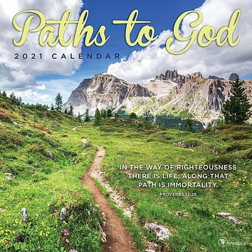 Paths to God Wall