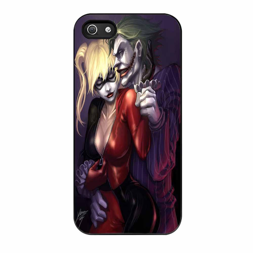 joker iphone case joker with harley quinn iphone 5s from free 12550