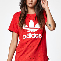 adidas x Pharrell Williams HU Race Boyfriend T-Shirt at PacSun.com