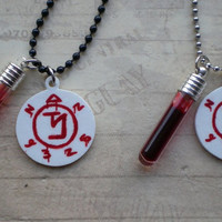 Supernatural Banishing Necklace