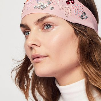 Free People All That Sequin Headband
