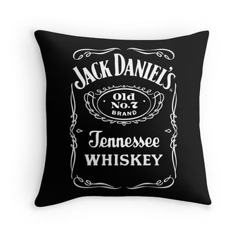 Jack Daniels  cushion cover 45x45