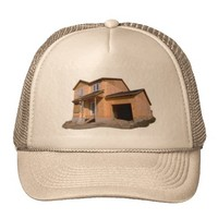 HAT CONSTRUCTION HAT BEIGE CUSTOMIZE