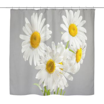 Chamomile Shower Curtains