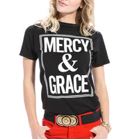 Mercy and Grace Unisex T-Shirt