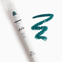 NYX Eye Pencil - Emerald Glitter