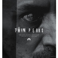 Twin Peaks 11x17 inch poster