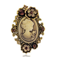 Fashion Antique Vintage Brooch