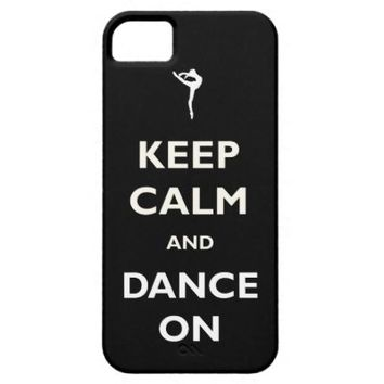 Dance On Dancers Black Phone Case