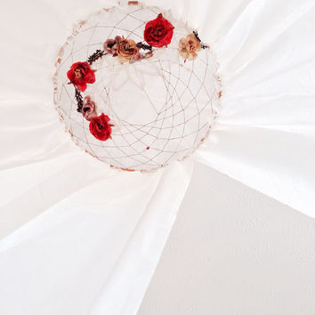 Custom order Wedding Alter Dreamcatcher Canopy, wedding canopies, arch