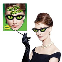 Cat Eyes Party Glasses