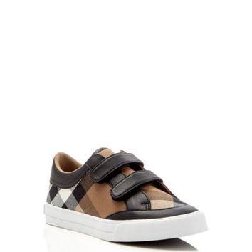 Burberry Girls' Mini Heacham Sneakers - Toddler, Little Kid | Bloomingdales's