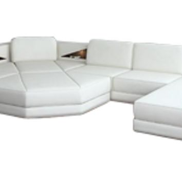 Modern Sectional Sofas - Modern Leather Sofas - Modern Sofa Sets | Opulentitems.com