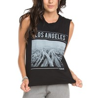 Brandy ♥ Melville |  Raisa Los Angeles Tank - Graphics