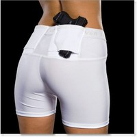 Concealment Compression Undershorts