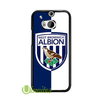 West Bromwich Albion Football Clu  Phone Cases for iPhone 4/4s, 5/5s, 5c, 6, 6 plus, Samsung Galaxy S3, S4, S5, S6, iPod 4, 5, HTC One M7, HTC One M8, HTC One X