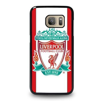 liverpool fc samsung galaxy s7 case cover  number 1