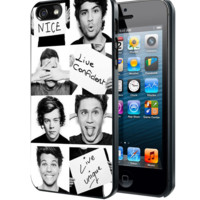 One Direction Samsung Galaxy S3 S4 S5 Note 3 , iPhone 4 5 5c 6 Plus , iPod 4 5 case