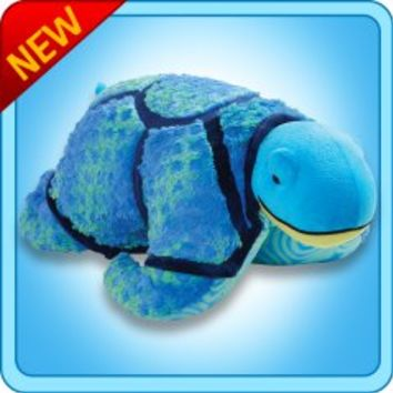 New Items :: Snazzy Sea Turtle - My Pillow Pets® | The Official Home of Pillow Pets®
