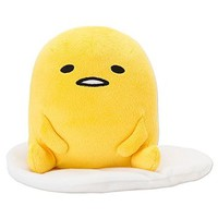 Gudetama stuffed Toy (Sitting) Plush